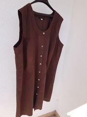 Sommer Kleid ärmelloses Etuikleid von