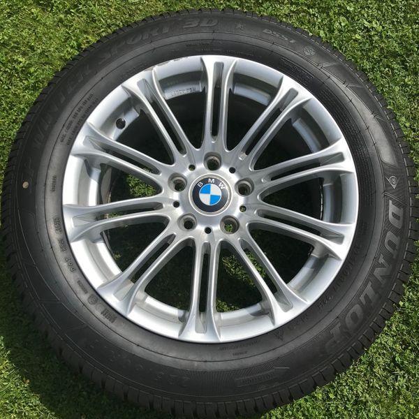 Alu Winterräder für BMW X3
