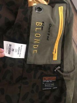 Blonde No 8 Parka khaki: Kleinanzeigen aus Solingen Ohligs - Rubrik Designerbekleidung, Damen und Herren