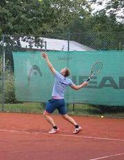 Tenniscamp im April