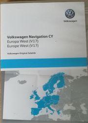 Original Volkswagen DVD V17