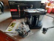 Bodum Kaffe und Teezubereiter