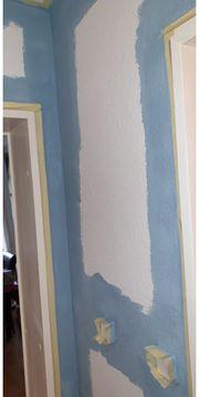 Maler streicht ab 200 Euro
