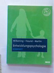 Entwicklungspsychologie Kompakt - Wilkening - Freund - Martin