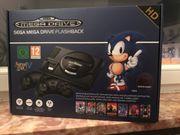 Sega Mega Drive Retro Konsole