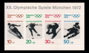 Deutsche Bundespost Set Olympia 1972