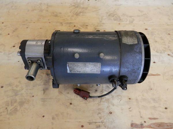 Linde Hydraulikpumpe 48V 9 0kW