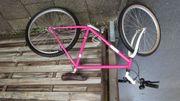 Mountainbike Bahnhofrad