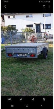 Stema Anhänger 1300 kg Kasten