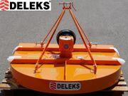 DELEKS BUGGY-100 Sichelmulcher Sichelmäher Front