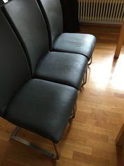 2 Schwing-Stühle