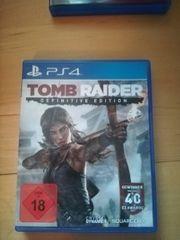 PS4 Tomb Rider