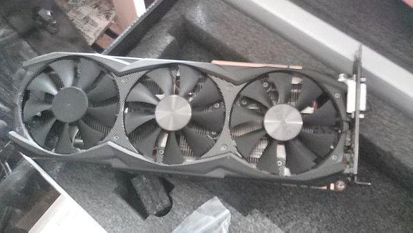 Zotac GeForce GTX 970 AMP