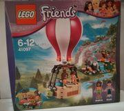 LEGO friends 41097 Heißluftballon Top