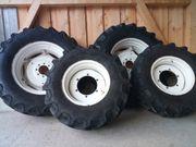 Traktorreifen 360 70R20 420 70R30