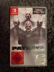 Payday 2 Switch Spiel