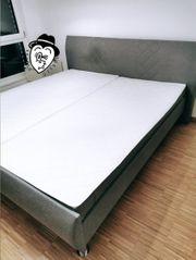 Box Bett Grau SALE