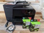 Drucker HP Office Jet Pro
