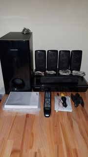 SAMSUNG 5 1 Blu-Ray Home