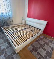 Doppel Bett Liegefläche ca 180