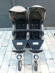 TFK Zwillings- Geschwister-Kinderwagen