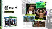UFC4 Vorbesteller Bonus Code Pre