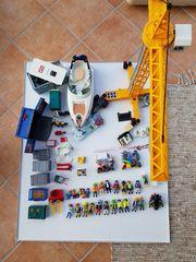 Playmobil Baustellen Set Diverse