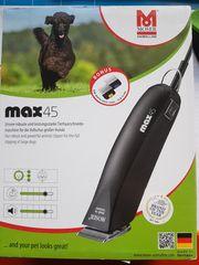 Tierhaarschneidemaschine Moser MAX45