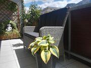 Rattan Couch für Terrasse Balkon