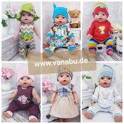 Puppenkleidung ab 15 Euro für
