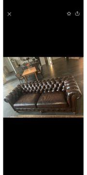 Chesterfield Sofa Sessel