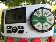 Bewässerungscomputer BWC-400 für 4 Bewässerungs-Adapter