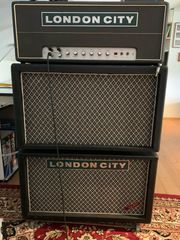 London City DEA100 MKIV Gitarrenverstärker
