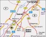 Flughafen KarlsruheBaden-Baden Airport Transfer Auto