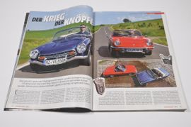 Zeitschriften, Magazine - Oldtimer MARKT 07 2014 - Opel