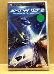 PSP Sony Asphalt Urban GT