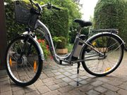E-Bike Prophete E-100 Damenfahrrad 28