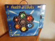 Disco Party Spots neu