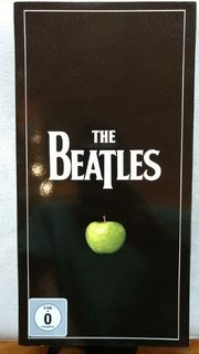 Beatles Stereo CD Box