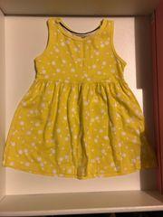 Mädchen Kleid 86 92 Sommer