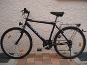 Herrenrad Conquest blau