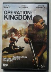 Operation Kingdom DVD