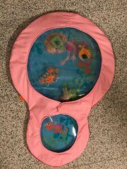 Wasserspielmatte HABA rosa