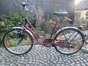 Oldtimer-Marken--Damenrad
