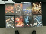 verschiedene DVD Filme