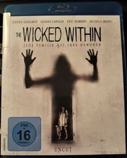 WICKED WITHIN PSYCHOTHRILLER BLUERAY UNCUT