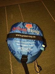 Kinderschlafsack von Grüezi Bag in