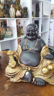 Chinesischer Happy Buddha - Glücksbuddha NEU