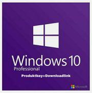 Microsoft Windows 10 Pro Aktivierungsschlüssel