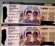 2 Tickets Ehrlich Brothers - Samstag